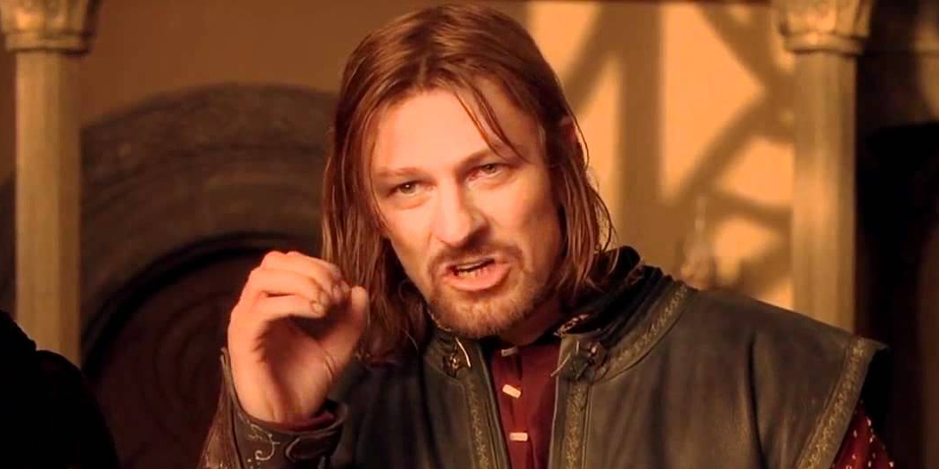 Sean Bean Mordor
